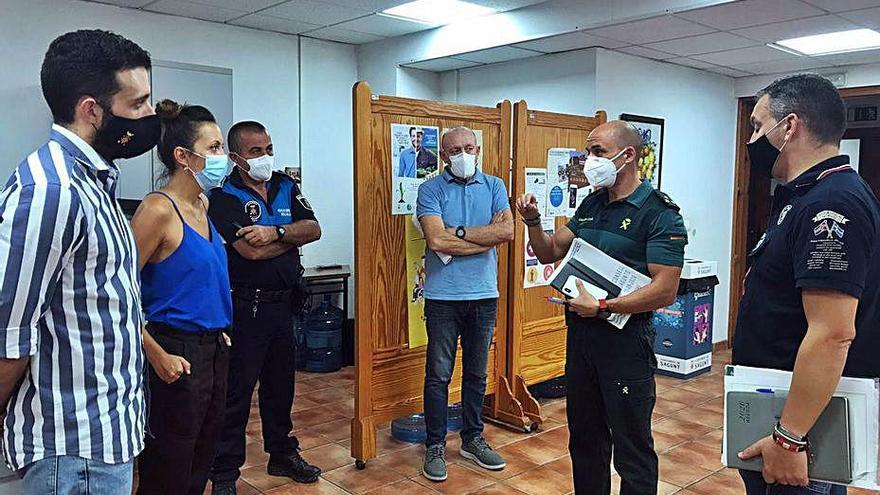 Más coordinación en Sagunt contra los robos en el campo