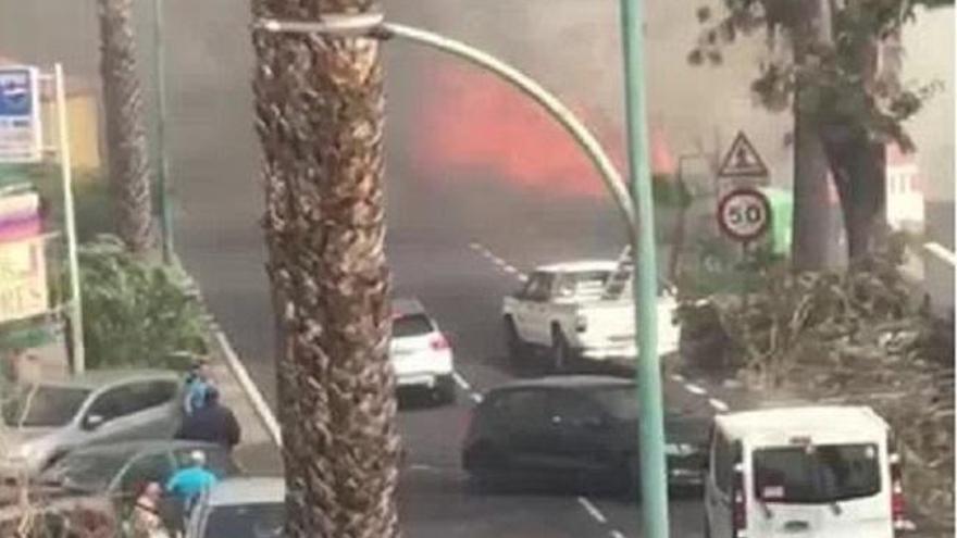 Controlados los 20 incendios de Tenerife