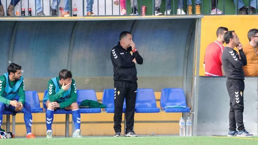 """Paco García: """"Toca esperar a que aparezca el acierto y la calidad de los futbolistas"""""""