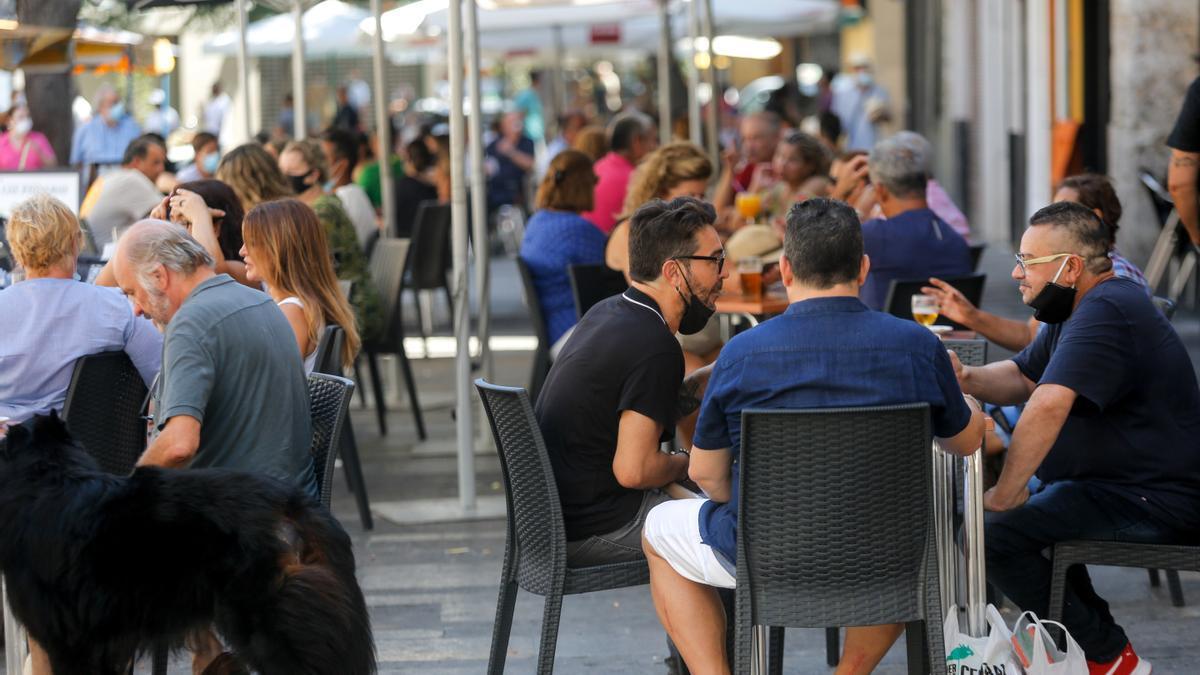 La población valenciana alcanza los 5.036.278 de personas