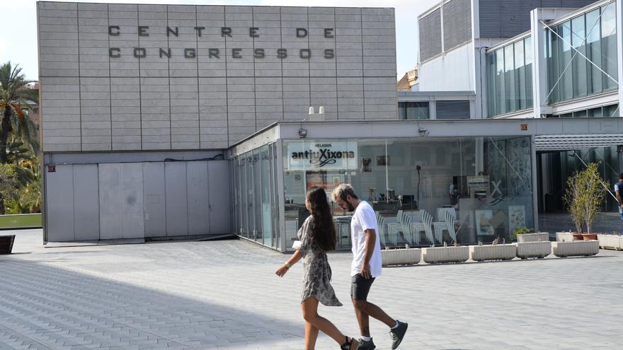 Elche fija en más de 11.000 euros el canon anual de la cafetería del Centro de Congresos