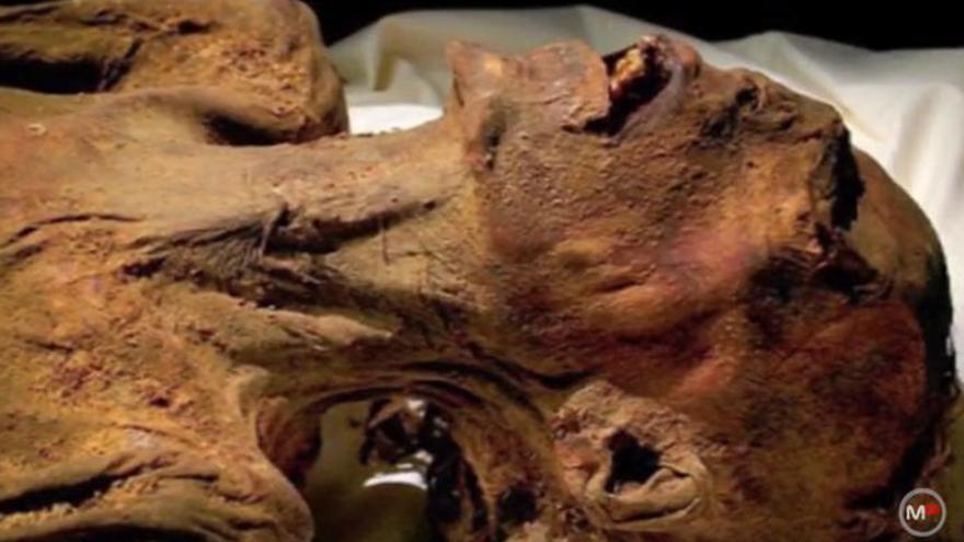 Resuelto el intrigante misterio de 'La Momia que Grita'