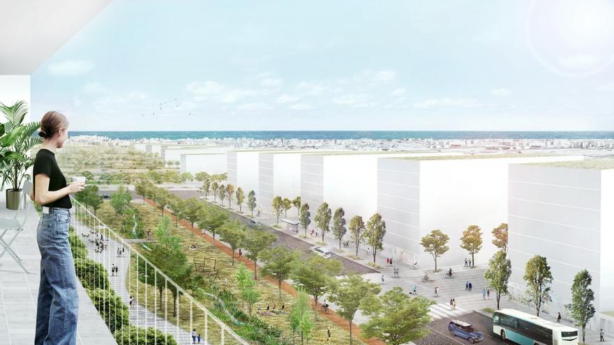 Málaga acogerá a 8.000 vecinos en su primer barrio inteligente y sostenible