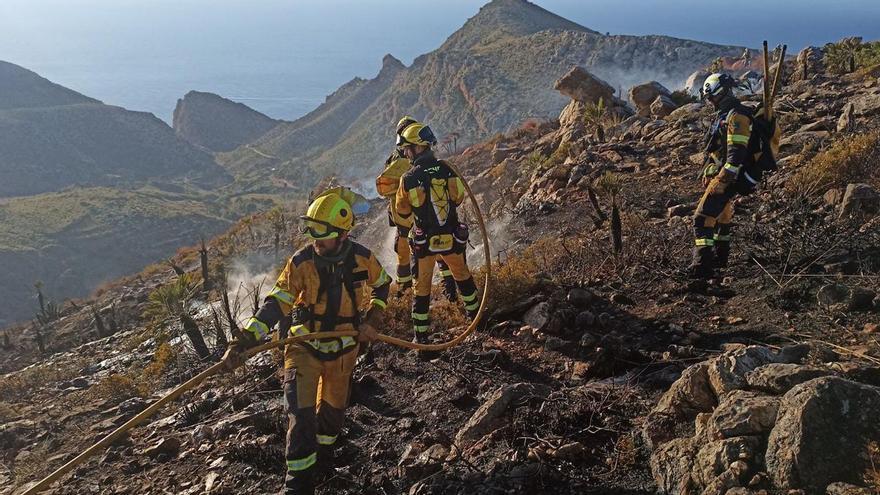 Erneut Waldbrand am Coll de Sa Gramola