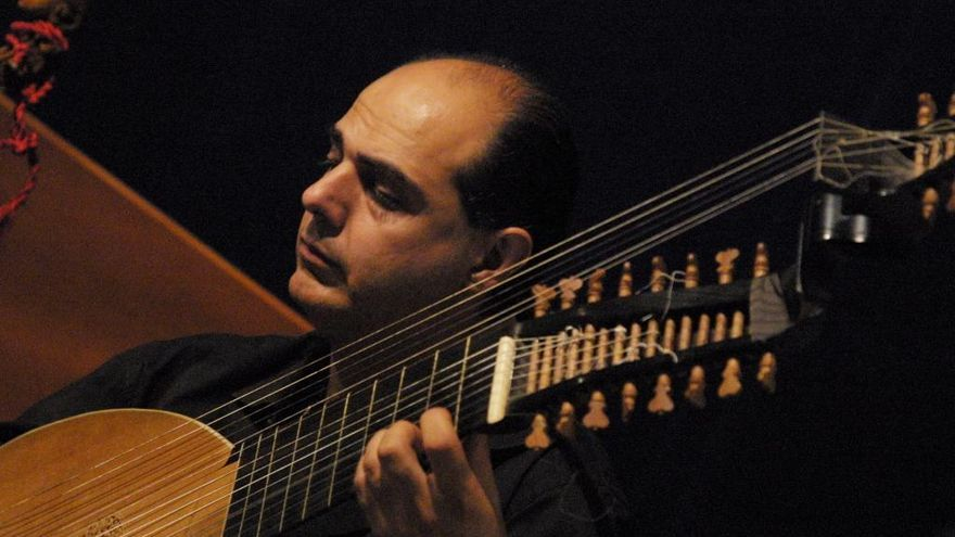 Juan Carlos de Mulder recorre dos siglos de composiciones italianas para laúd