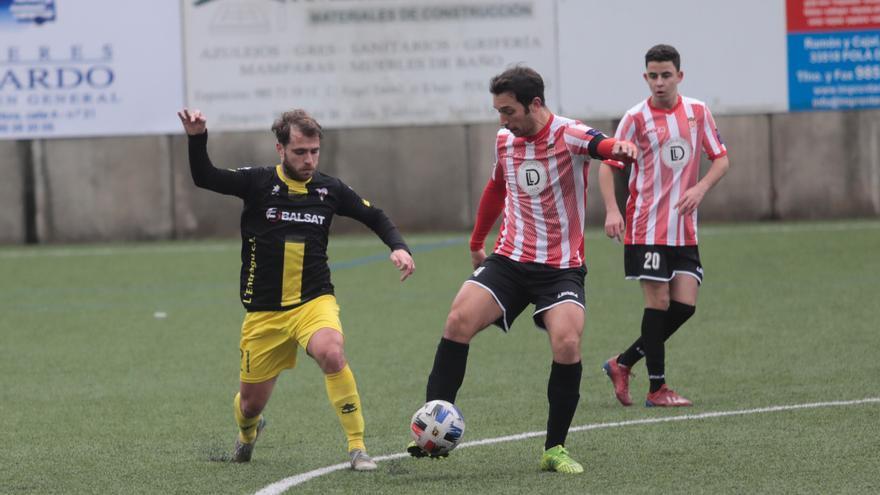 Pascual decide a favor de L'Entregu ante el Siero (1-2)
