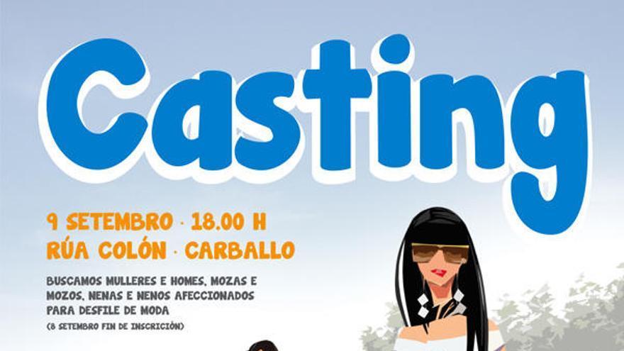 El CCA Carballo convoca a un 'casting' para su desfile de moda