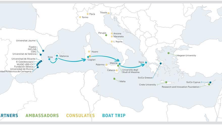 La UA clausurará en Casa Mediterráneo la Noche de Las Investigadoras del arco Mediterráneo