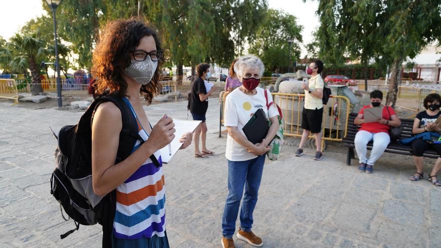 Ventana Abierta de Pozoblanco invita a observar y diagnosticar calles y jardines
