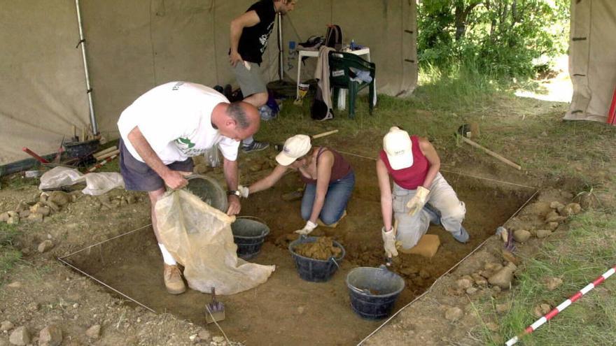Hallan pruebas de presencia humana en Atapuerca hace unos 600.000 años