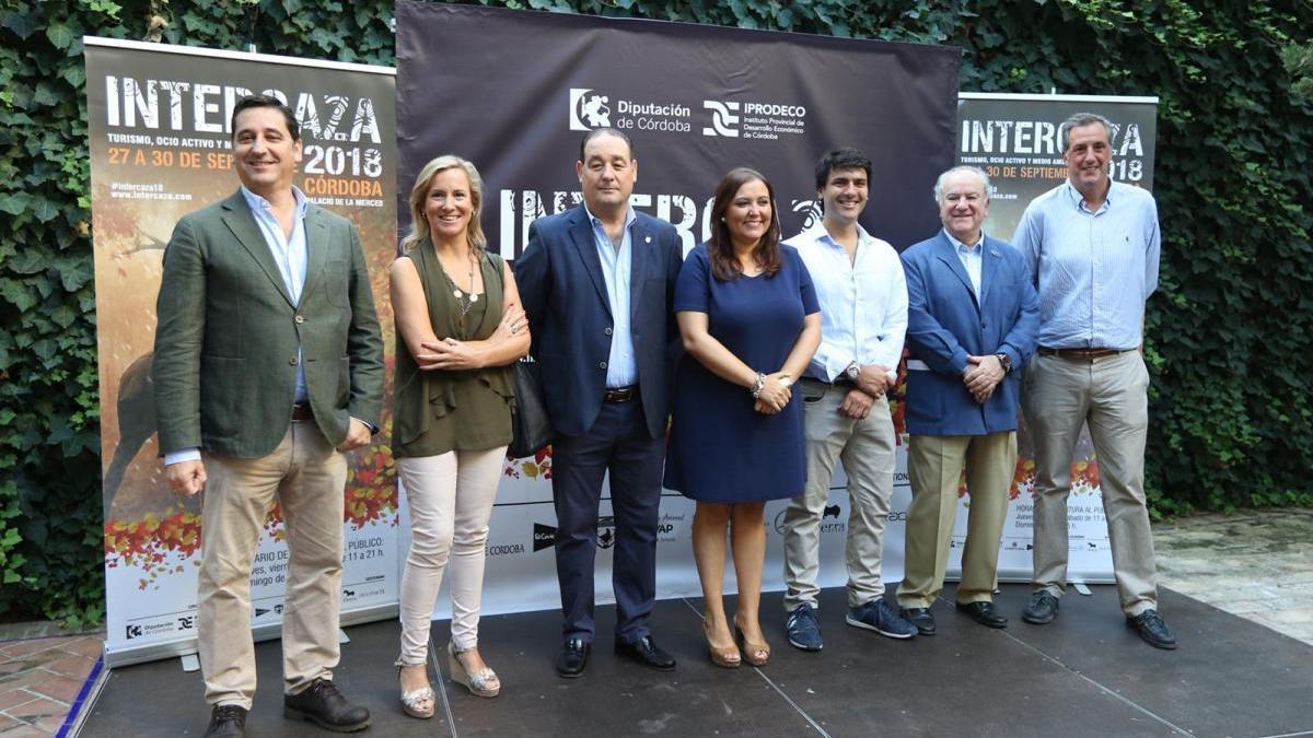 El 58% de los expositores de Intercaza 2018 son de Córdoba