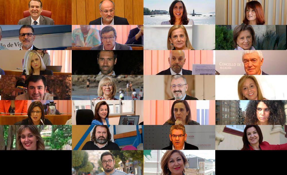 Elecciones en Vigo| La nueva corporación municipal