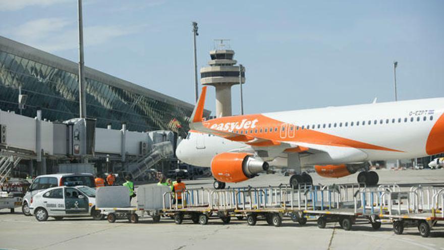 Un avión que salió de Palma con destino Londres aterriza de emergencia en París