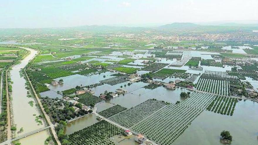 El Gobierno da 3,9 millones a agricultores de la provincia por los daños de la DANA