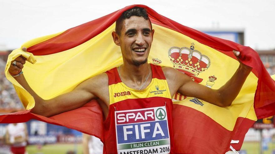 La Policía detiene a Fifa, el campeón de Europa de 5.000 metros, por dopaje