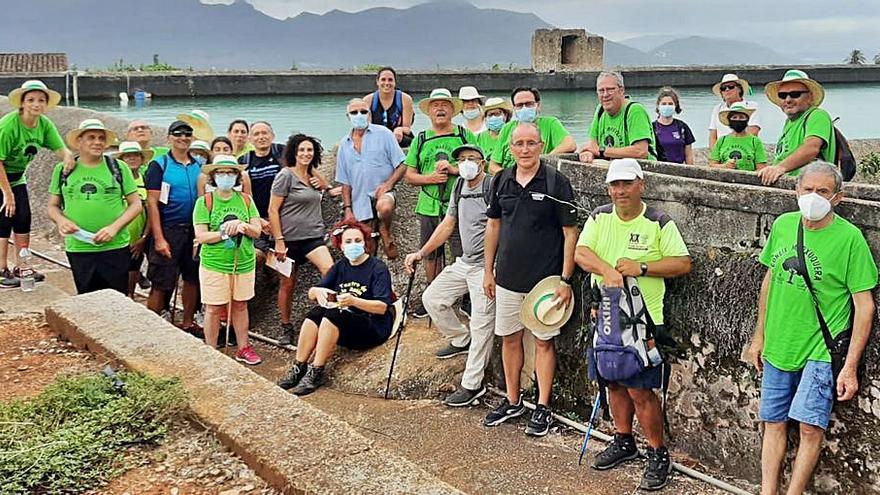 Gran participación en la ruta y concurso «Coneix Marxuquera»