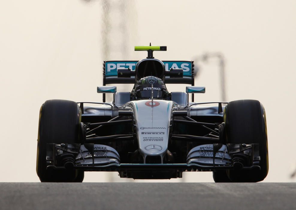 Formula One - F1 - Abu Dhabi Grand Prix