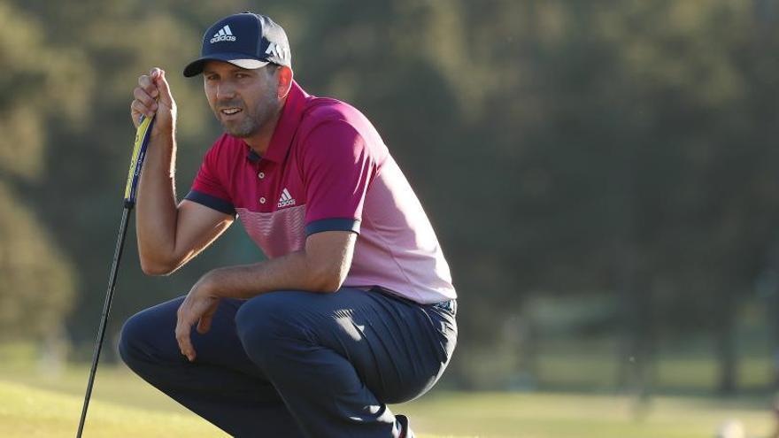 Sergio García, más cerca del triunfo en Augusta
