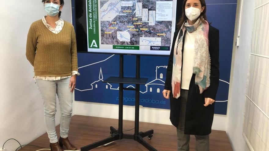 La Junta invierte más de 188.600 euros en la mejora de las travesías de Priego
