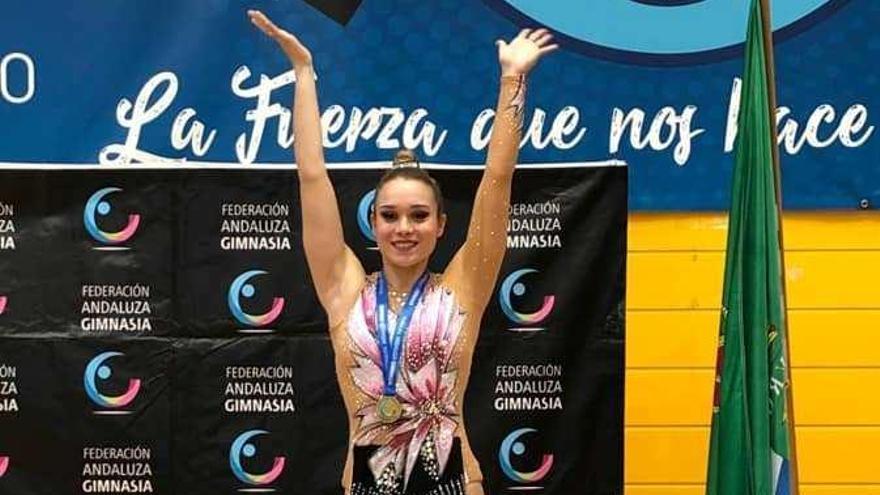 Sonia Ortiz gana el oro autonómico de base