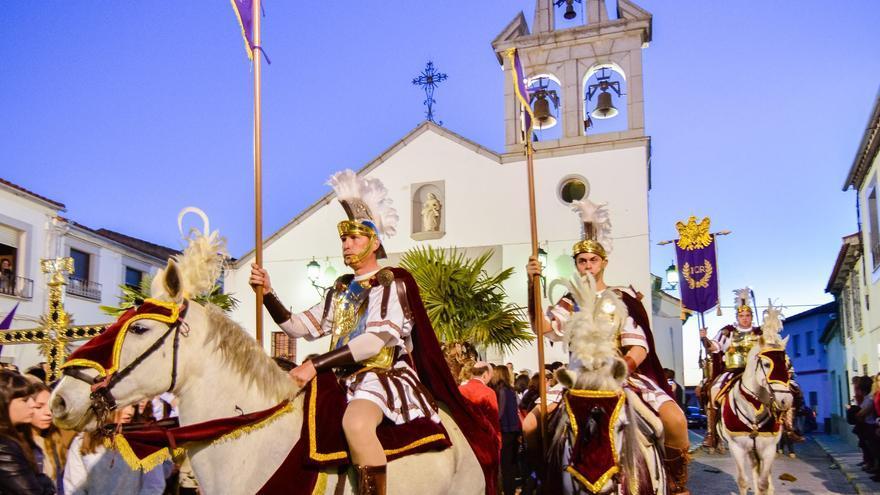 Singularidad, respeto y sobriedad en la Semana Santa de Pozoblanco