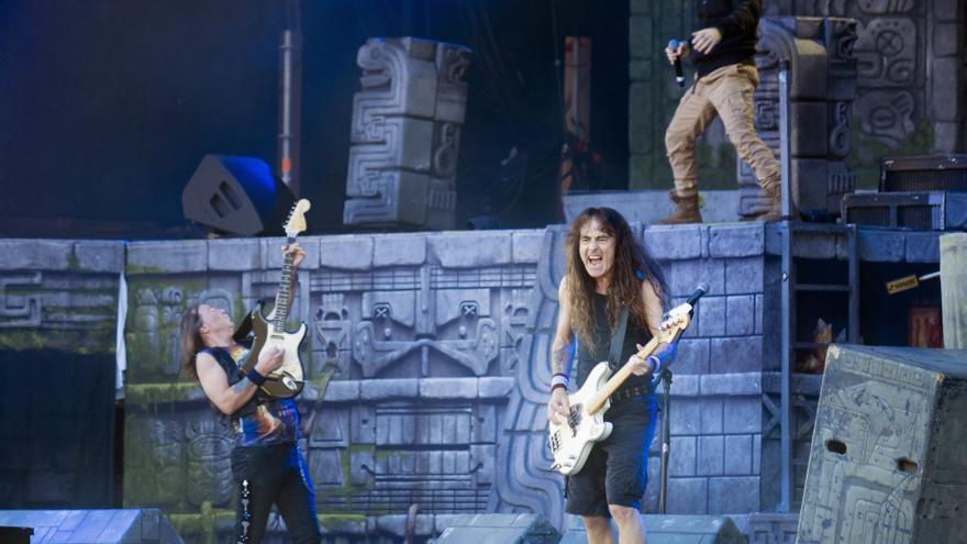 Iron Maiden lanzará el 3 de septiembre su nuevo disco, 'Senjutsu'
