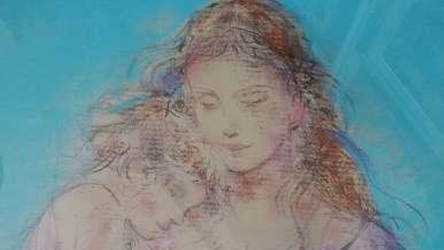Artbys inaugura la exposición 'El eterno femenino'