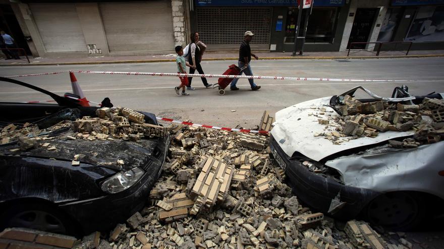 CRONOLOGÍA | Murcia, catorce terremotos en seis años