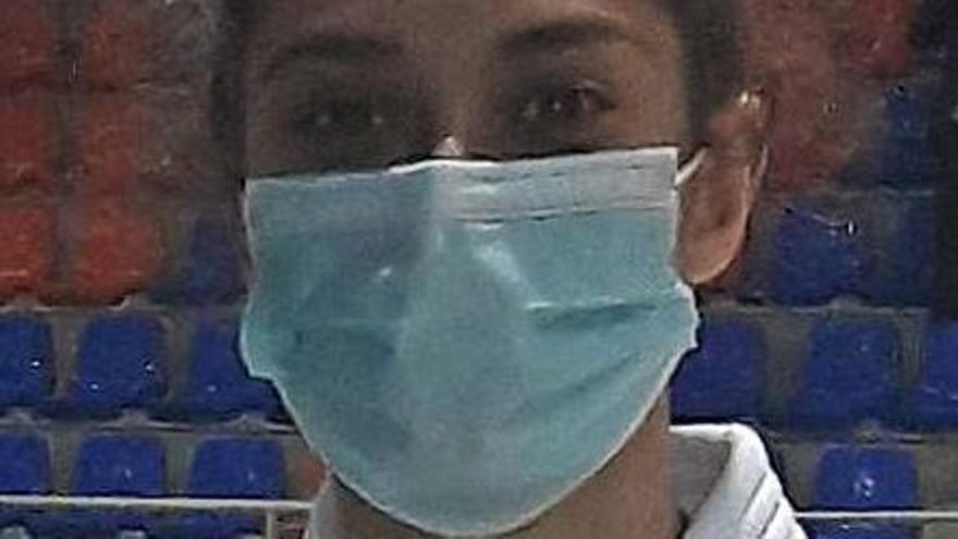 Miriam Silvares, plata en el Regional