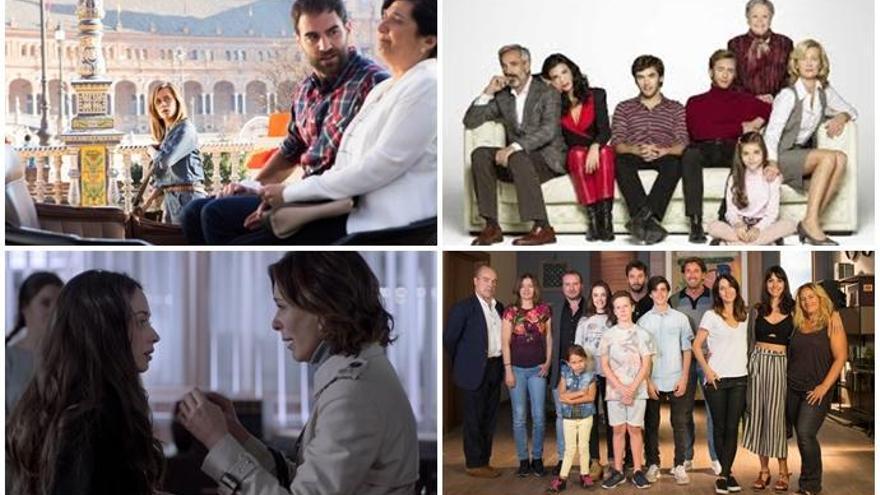 Las series españolas más esperadas de 2017