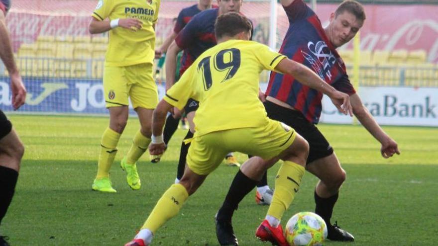 El Eldense sorprende al Villarreal C