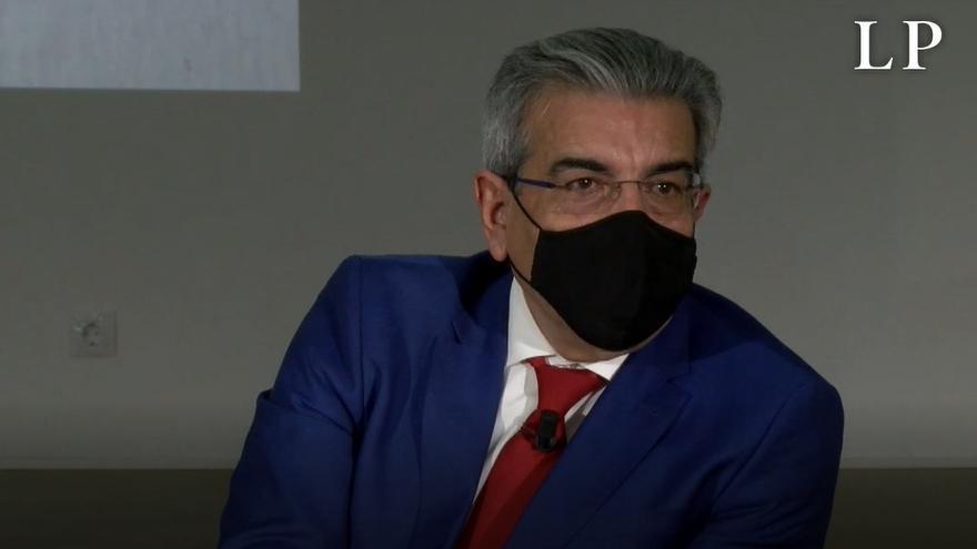 """Román Rodríguez: """"En Coalición Canaria hay varias almas"""""""
