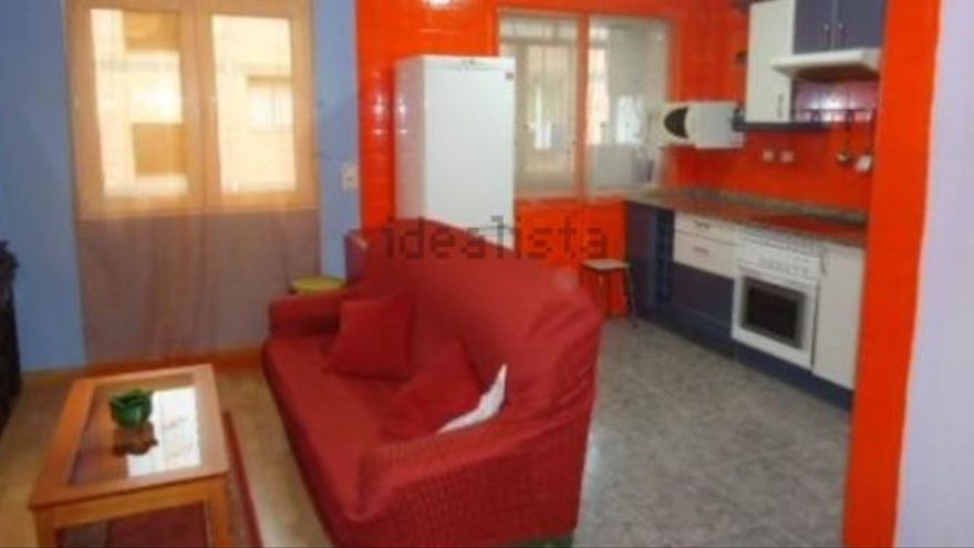 Así ha bajado el alquiler: este es el piso más barato de Gijón, dos habitaciones por 350 euros