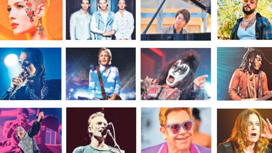 Die Konzert-Highlights in Spanien 2020
