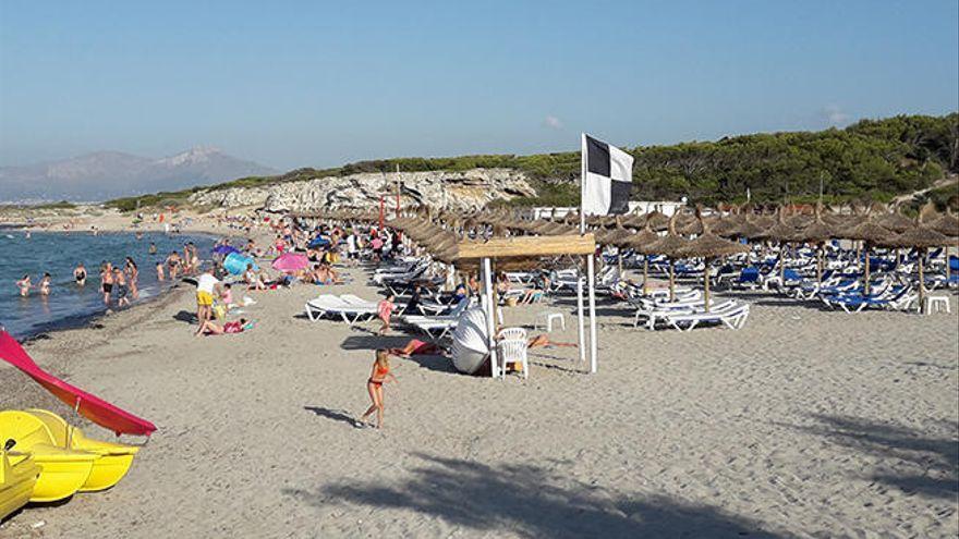 Mueren dos hombres ahogados en un día en playas de Mallorca