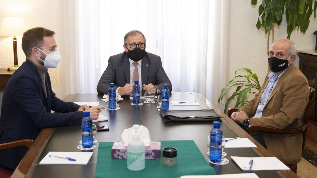 Diputación ayuda a los municipios a tramitar los proyectos europeos