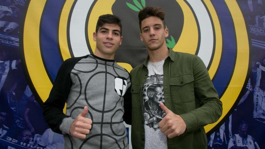 Mir recluta a los canteranos Pedro Torres y Nico ante el Levante B