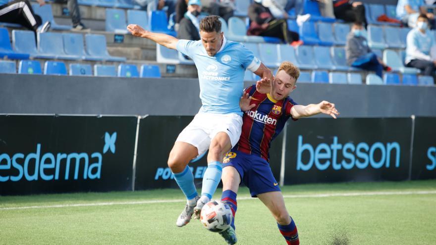 Mediocre partido  y buen resultado de la UD Ibiza