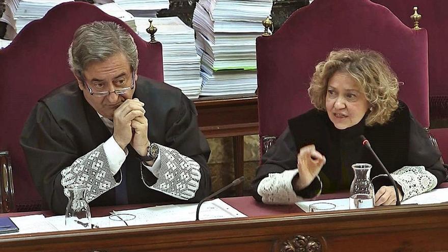 La Fiscalia s'oposa als indults del procés i els vincula a pactes polítics