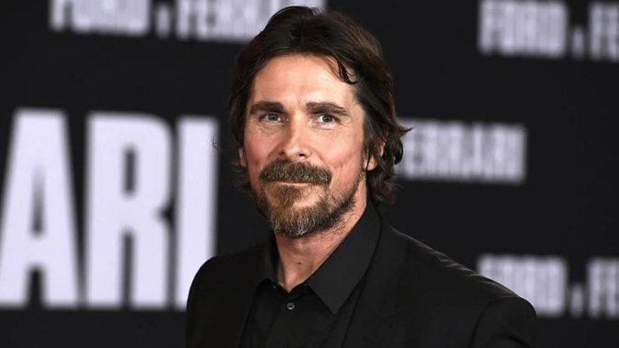 Christian Bale será el villano en lo nuevo de Thor