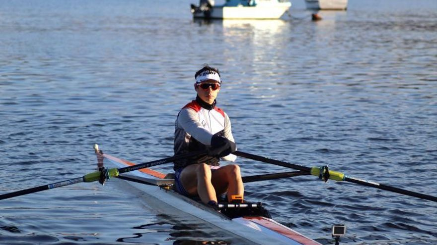 Caetano Horta activa su sueño olímpico