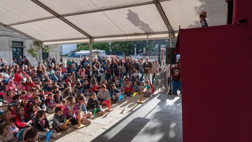 El Festival de Títeres ofrece 25 actividades en la jornada festiva
