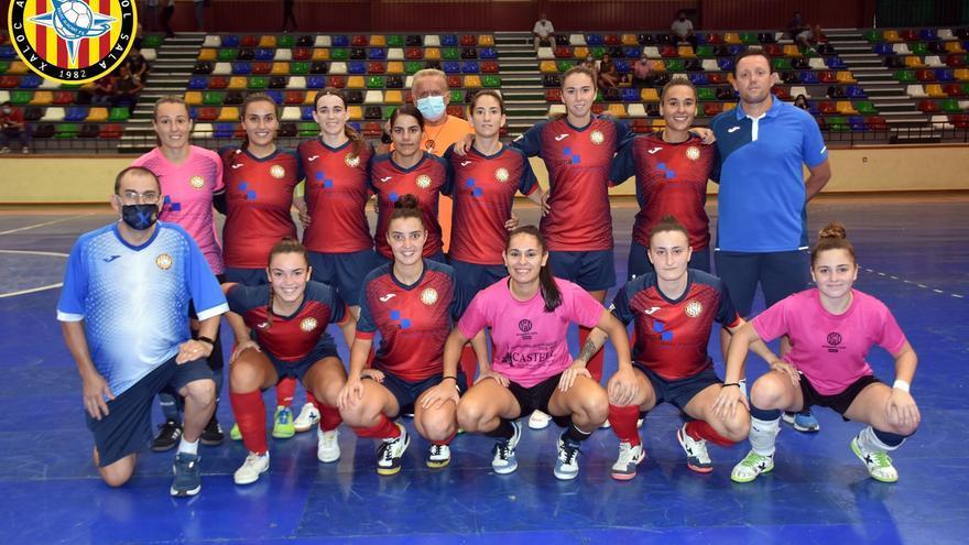 Majadahonda-Xaloc Alacant y UA-Telde parra abrir la Liga el17-O