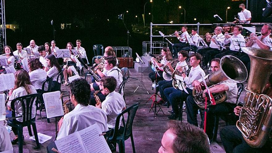 Concert de l'UAM Sant Francesc de Borja