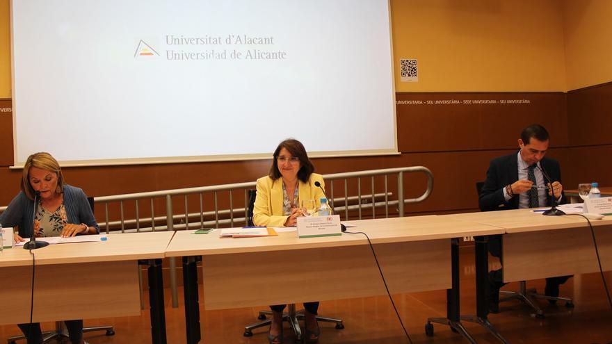 La Sede Ciudad de Alicante recupera la presencialidad con el tradicional acto de apertura de curso