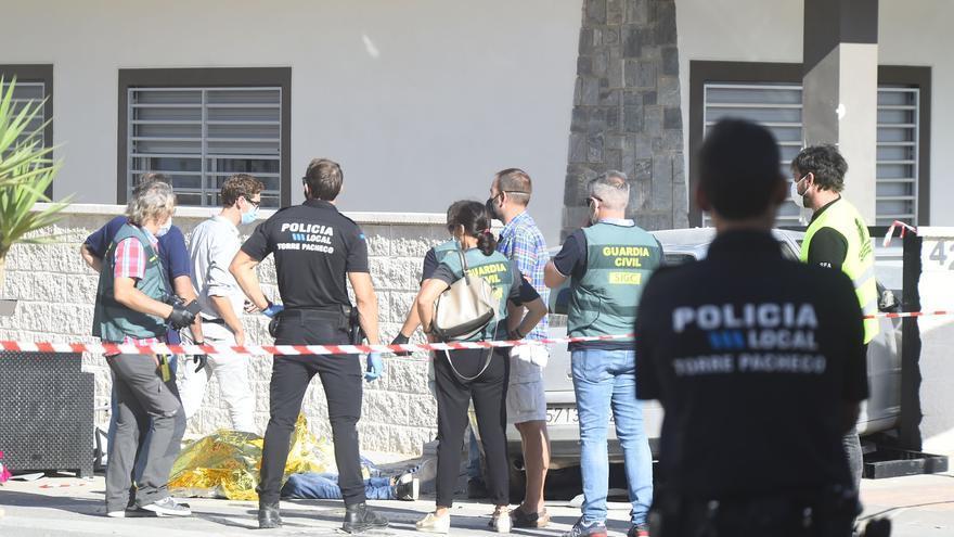 """Una sanitaria presente en el atropello de Torre Pacheco, entre lágrimas: """"No he podido hacer nada"""""""
