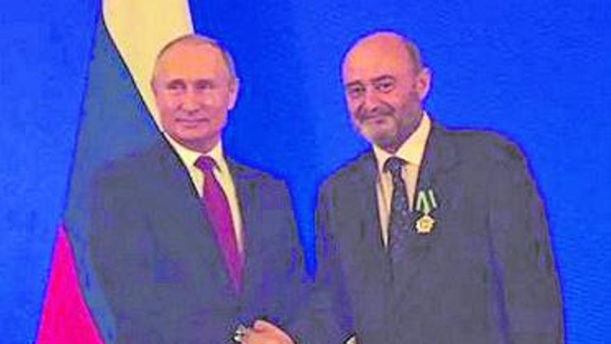 Rusia enviaría 500.000 vacunas Sputnik a Baleares en dos semanas