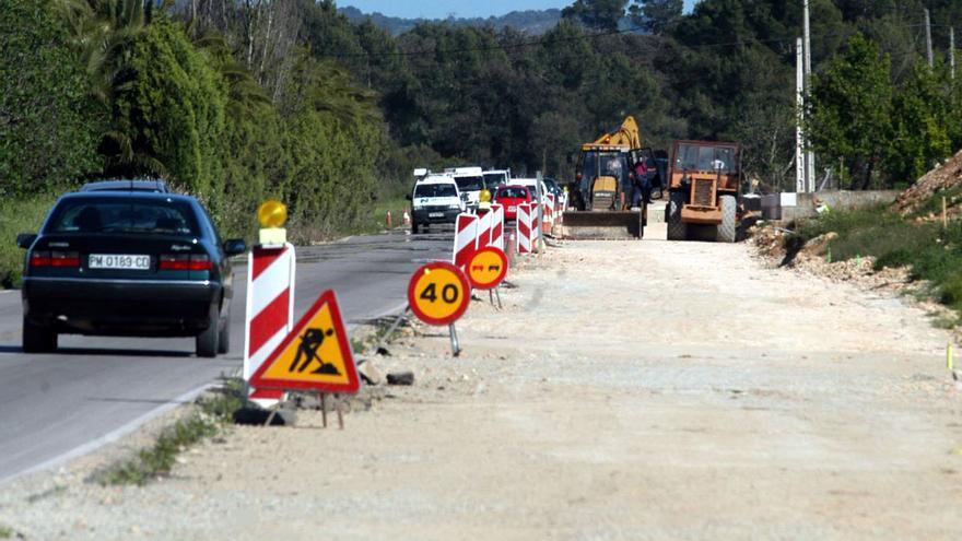 El Consell presupuesta 31 millones para carreteras en 2021 mientras negocia con Madrid