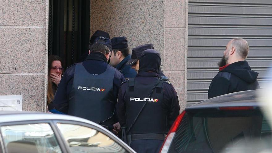 El SUP defiende la actuación policial en la detención de Segura