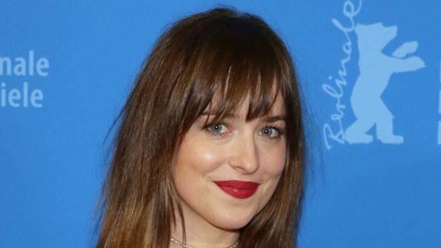 Sorprendente cambio físico de Dakota Johnson en su nueva película